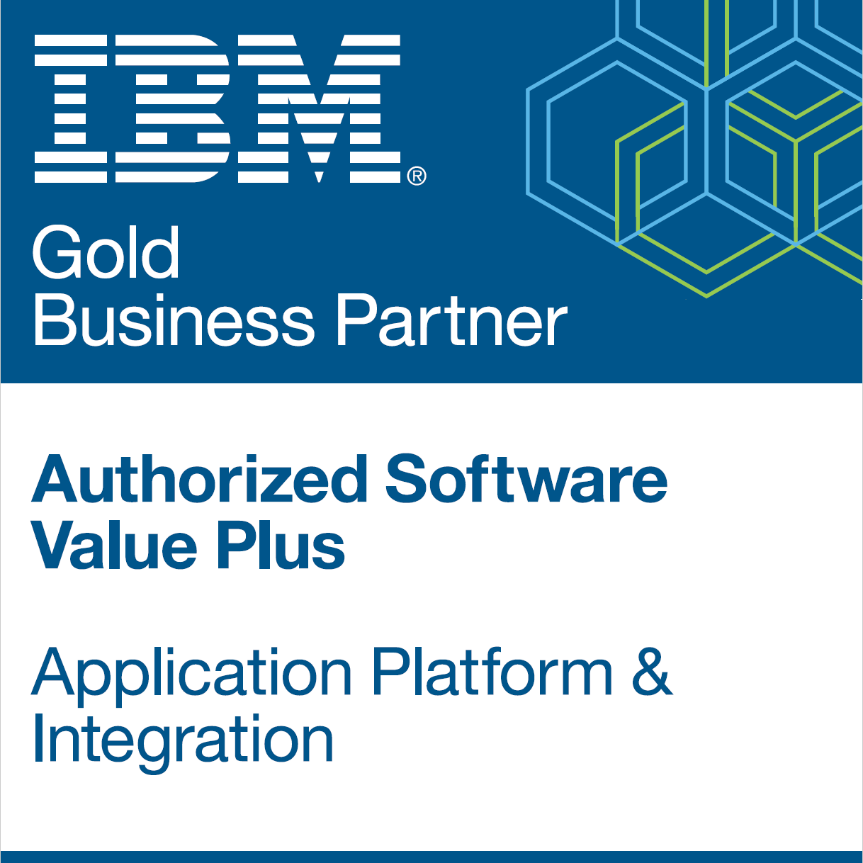 ABS is an IBM Premier Business Partner and software reseller...