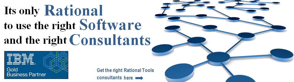Rational Tools Consultant with at least 10 years of hands-on Rational tools experience...